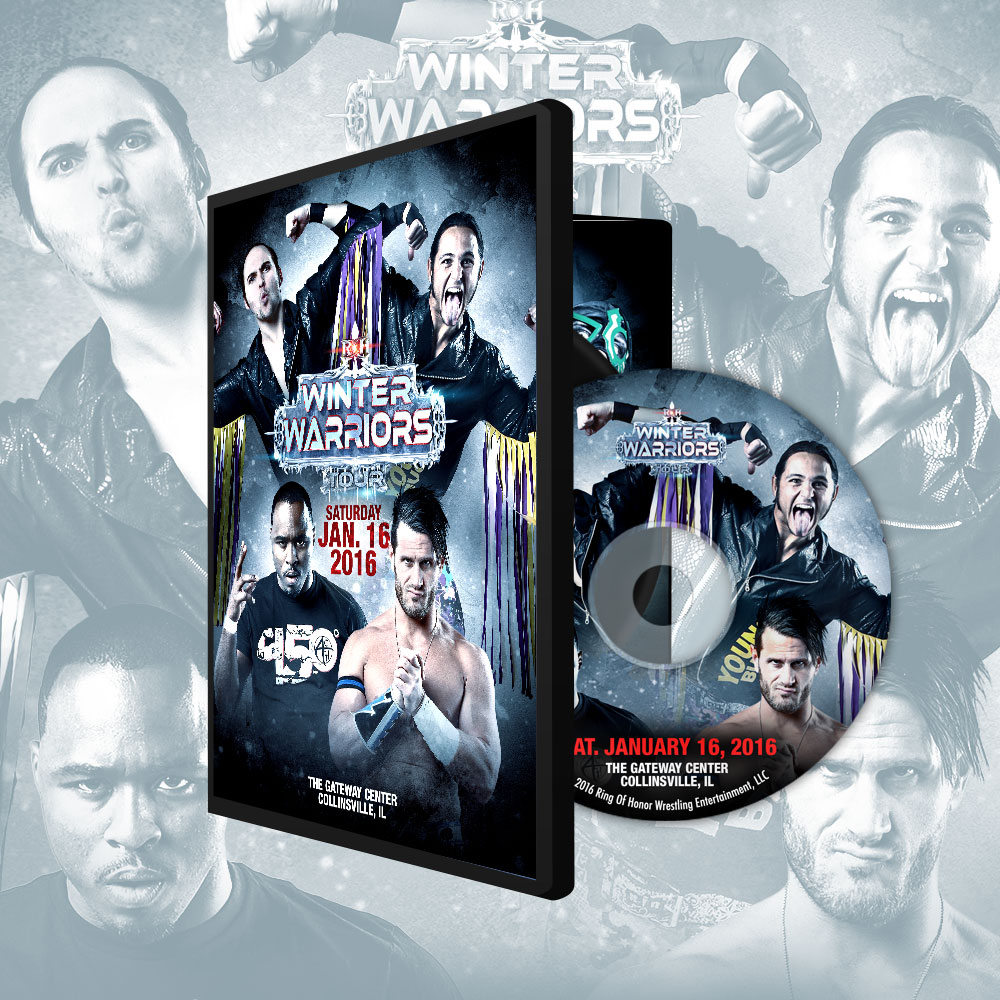 Ring of Honor Winter Warriors